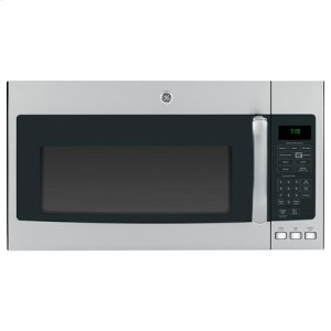 ®1.9 Cu. Ft. Over-the-Range Sensor Microwave Oven - STAINLESS STEEL/BLACK