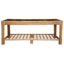 Coffee Table, Available in Natural Finish Only