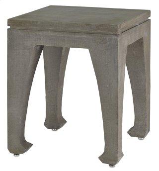 Ming Table - 18sq x 22.5h