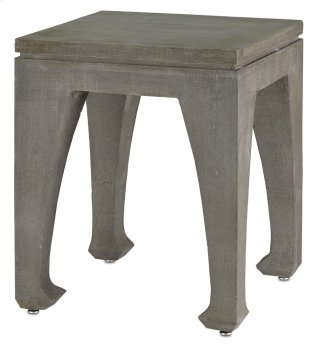 Ming Table - 22.5h x 18w x 18d