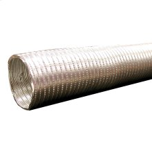 "4"" x 25' Flexible Aluminum Ducting"