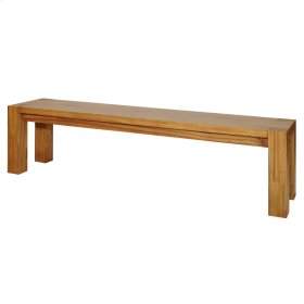 "Lochton 67"" Bench, Natural"