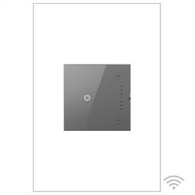 Touch Wi-Fi Ready Master Dimmer, Incandescent / Halogen, Magnesium
