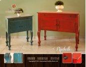 Rochelle Blue Console