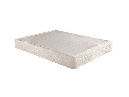 Ready to Assemble Quilted Mattress Foundation Queen