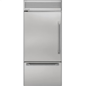 "Monogram 36"" Professional Built-In Bottom-Freezer Refrigerator"