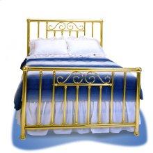 Felicity Brass Bed - #107