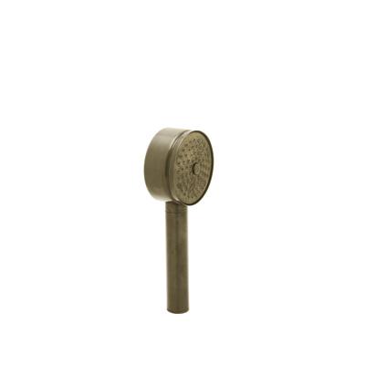 Tuscan Brass Single-Function Handshower
