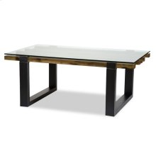 Keystone Rectangular Cocktail Table