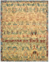 Dune Dun02 Gabbe Rectangle Rug 7'9'' X 9'9''