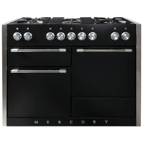 Midnight Sky AGA Mercury Dual Fuel Range  AGA Ranges