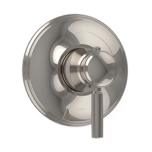 Keane™ Thermostatic Mixing Valve Trim - Polished Nickel