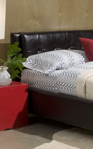 Brown Corner Daybed, Twin
