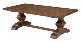 Emerald Home Chambers Bay Cocktail Table Pine-hand Scraped Antique T3120