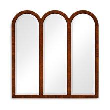 Triple Mirror Frame (Mahogany)