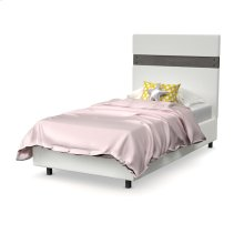 Bounty Upholstered Bed - Twin