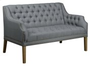 Reese Tufted Settee Product Image