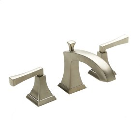 Widespread Lavatory Faucet Hudson (series 14) Satin Nickel