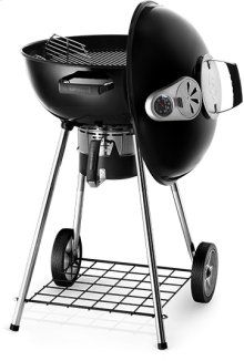 Charcoal Kettle Grill Black