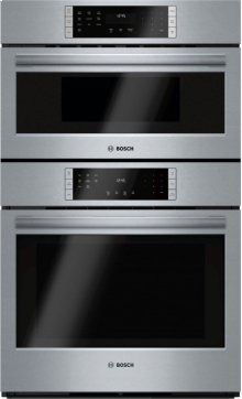 "800 Series 30"" Microwave Combination Oven, HBL87M52UC, Stainless Steel"