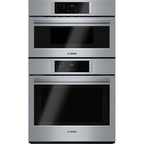 """800 Series 30"""" Microwave Combination Oven, HBL87M52UC, Stainless Steel"""