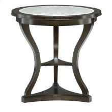 Sutton House Round End Table