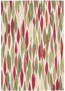 Sun N' Shade Snd01 Bloss Rectangle Rug 5'3'' X 7'5''