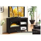 "Cosmopolitan 54"" TV Console/Fireplace Product Image"