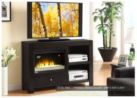 "Cosmopolitan 54"" TV Console/Fireplace"