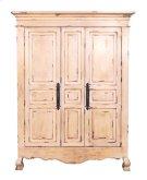 2 Door Heirloom Armoire Product Image