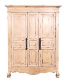 2 Door Heirloom Armoire Product Image