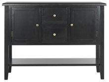 Gemma Buffet/sideboard - Black