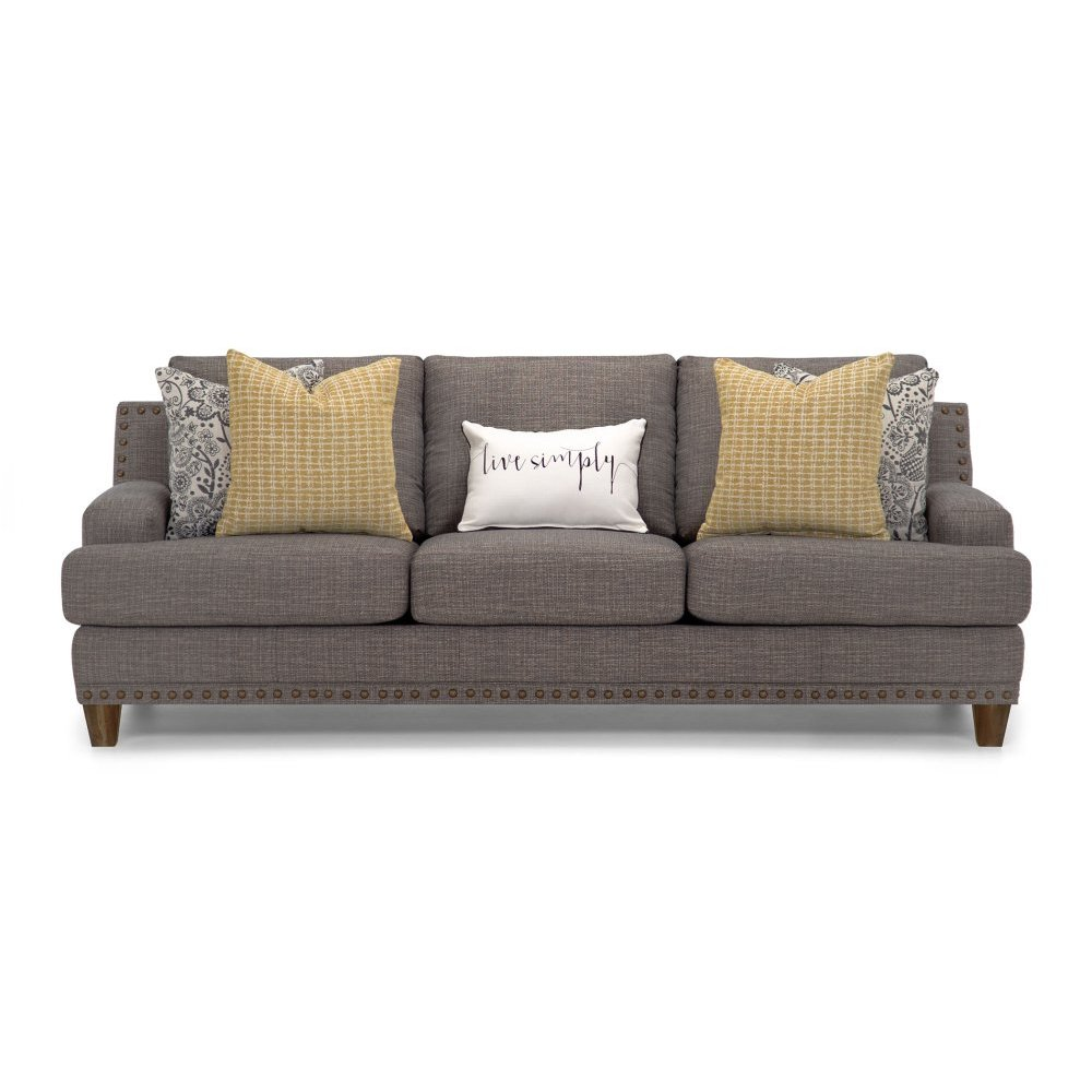 Matching Ottoman for 86488 Chair