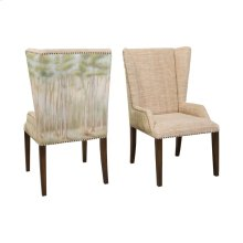 THE FOREST WING BACK CHAIR - Set of 2