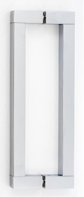 Block Back-to-Back Pull G420-8 - Polished Chrome