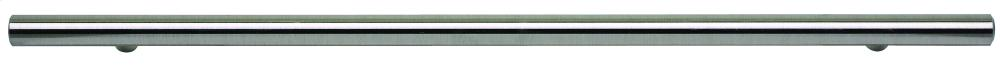 Skinny Linea Pull 11 5/16 Inch (c-c) - Brushed Nickel