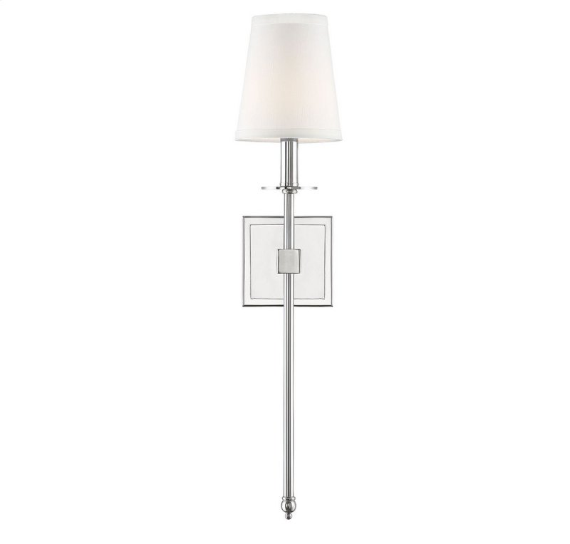 Savoy House Lighting 93031109 Monroe 1 Light Sconce
