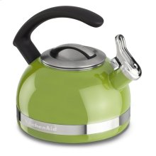 1.9 L Kettle with C Handle and Trim Band - Sunkissed Lime