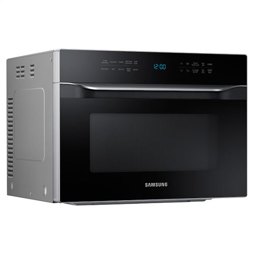MC12J8035CT 1.2 cu. ft. Counter Top Convection Microwave with Power Convection & PowerGrill Duo (Black)