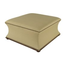 Charles Made To Measure Hassock