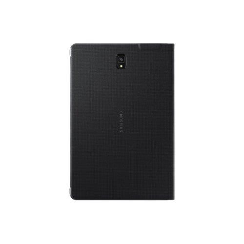 Galaxy Tab S4 Book Cover - Black