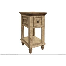 1 Drawer Chair Side Table