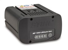 Stihl AP100 lightweight lithium-ion battery
