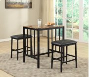Luxor 3 Pc. Dining Room Collection Product Image