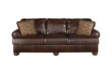 HOT BUY CLEARANCE!!! Axiom-Walnut Leather Sofa