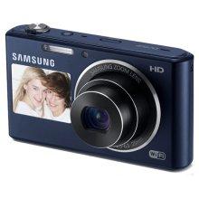 DV150F 16.2MP Dual-View SMART Camera Wi-Fi (Cobalt Black)
