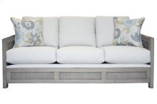 Sofa, Sofa Arms available in Distressed White or Distressed Grey Finish.