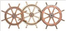 Antique Captain's Wheel