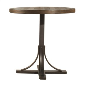 Hillsdale FurnitureJennings Round Counter Height Table W/ Metal Base