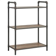 Bronx 3 Tier etagère in Antique Black Product Image